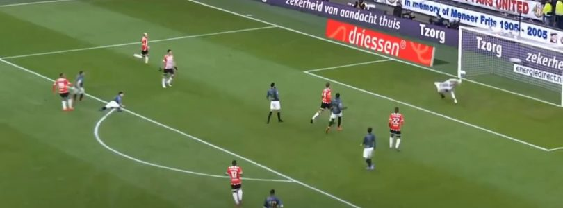 PSV teen Cody Gakpo scores a wonder goal against Fortuna Sittard