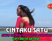 Cintaku Satu — Arya Satria, Putri Fortuna (Official Music original Video)