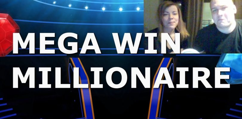 MEGA WIN ON WHO WANTS TO BE A MILLIONAIRE (BIG TIME GAMING)