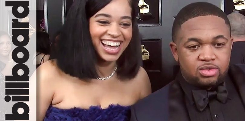 «He Started Crying»: Ella Mai & DJ Mustard on Big Win for 'Boo'd' Up' | Grammys