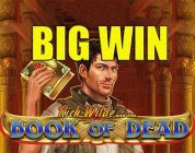 BIG WIN Book of Dead WINNING STREAK SESSION — Highrolling — Online slot  (Long video)