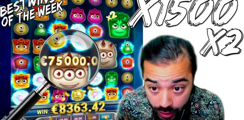 ROSHTEIN Top Big Wins Of The Week! TWO 1500x+ WINS IN A ROW! #4 18.09.2018-25.09.2018