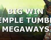 BIG WIN ON TEMPLE TUMBLE MEGAWAYS (RELAX GAMING)