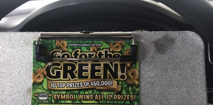 WOW!! WIN ALL SYMBOL FOUND!!! BIG WIN!!! GO FOR GREEN PA LOTTERY!!!