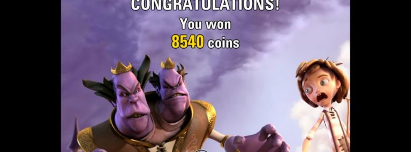 Online Slots £8,540 Big Win | Jack and the Beanstalk