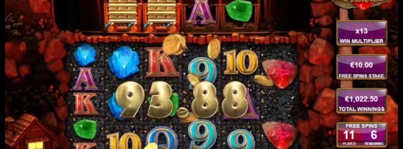 Bonanza |  BTG slot | MEGA BIG WIN