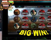 BIG WIN on Jurassic Park Slot — £3.60 Bet