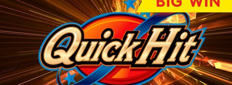 BIG WIN BONUS! Quick Hit Winning Times Free Games Fever Slot!