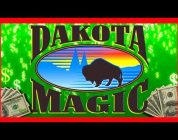 OMG SO MANY BIG WINS!!! SDGuy Explores DAKOTA MAGIC CASINO and HITS SOME MASSIVE BIG WINS!