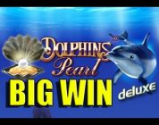 BIG WIN 3 euro bet  — Dolphins Pearl HUGE WIN online casino