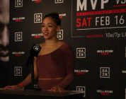 Bellator 216: Valerie Loudera Discusses Debut Fight Butterflies, Big Win