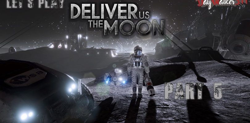 Let´s Play Deliver us the Moon: Fortuna — Part 5