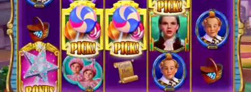 WIZARD OF OZ: MUNCHKINLAND Video Slot Game with a «BIG WIN» PICK BONUS