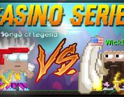 LEGENDARY PLAYER WIN TONS OF DLS IN CASINO!! | Growtopia