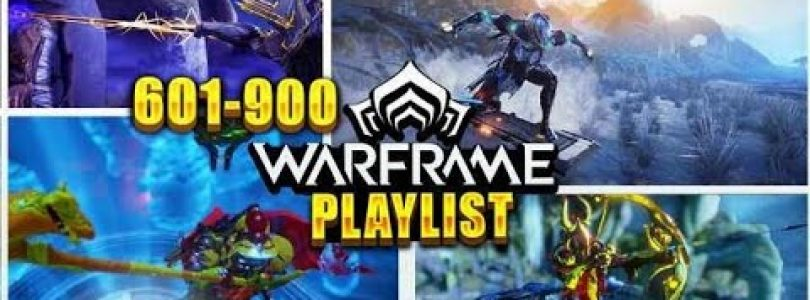 Warframe Let's Play Episode #783 — Fortuna Open World Release — Youtube Gaming — BlueFire