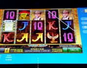 PLAY  OPAP Casino slot machine »Book Of Ra» free spins ,big win