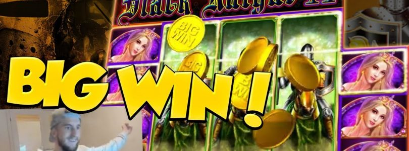 BIG WIN!!!! Black Knight 2 Big win — Casino — free spins (Online Casino)