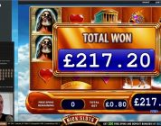 MEGA BIG WIN On Kronos Slot — £0.80 Bet
