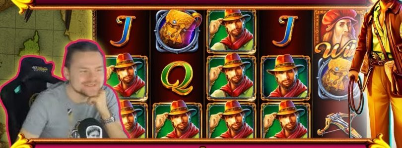 DA VINCI TREASURES CASINODADDY 2200 EURO MEGA BIG WIN ONLINE CASINO SLOTS
