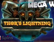 BIG WIN!!! Thors Lightning — Valhalla Free Spins Slot feature