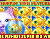 ⭐️HOPPIN' FISH SUPER BIG WIN⭐️ HOLD ONTO YOUR HATS | PIGGY BANK | CATS HATS BAT LOCK IN LINK BONUS