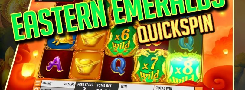 EASTERN EMERALDS (QUICKSPIN) — EPIC WIN!