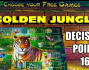 IGT — GOLDEN JUNGLE — DECISION POINT 16 — BIG WIN — NEW !