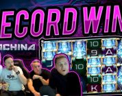 MASSIVE WIN!! Machina Megaways BIG WIN — HUGE WIN on Online Casino from Casinodady