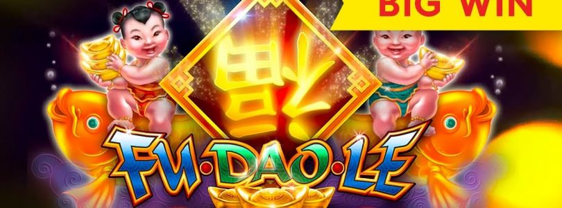 GOOD FORTUNE ARRIVES! Fu Dao Le Slot — BIG WIN!