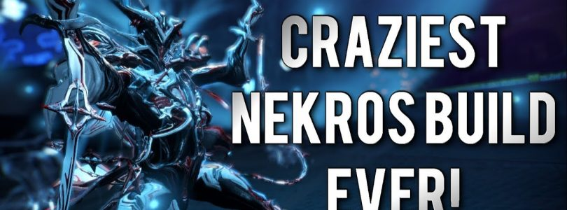 Warframe: ULTIMATE GRIM REAPER NEKROS | CRAZIEST BUILD EVER!