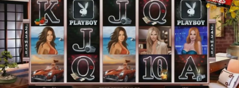 Playboy Slot   Awesome Last Spin! 7 50€ Bet Big Win Videos Casino!