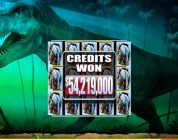 "BIG REX Video Slot Casino Game with a "" SUPER BIG WIN"" FREE SPIN BONUS"