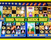 BIG WIN MAX BET | THERE'S THE GOLD SLOT MACHINE | JACKPOT STREAKS |