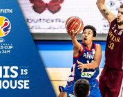 Philippines earn a big win vs. Qatar — Full Game — FIBA Basketball World Cup 2019 — Asian Qualifiers