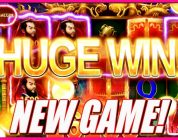 Wu Wang Zhe — NEW SLOT GAME! MAX BET BONUS BIG WIN! | Slot Traveler