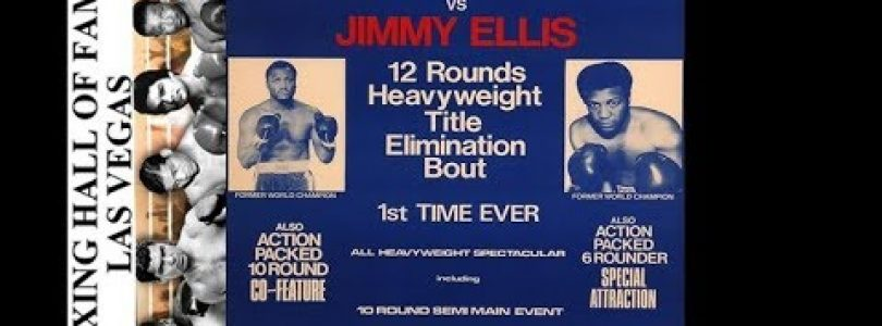 Joe Frazier Scores Big Win vs Jimmy Ellis This Day in Boxing March 2, 1975