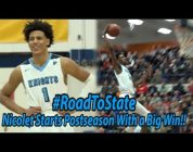 ROAD TO STATE: Nicolet Shows Out in Big Win over Slinger!