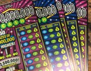 "Big Zeros Big Win !! 5x $20 $500 Million Cash "" Texas Lottery Tickets"""