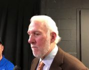 Gregg Popovich Postgame Reaction to Spurs Big Win vs Thunder!