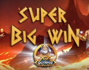 SUPER BIG WIN RISE OF OLYMPUS (PLAY'N GO) — 3€ BET!