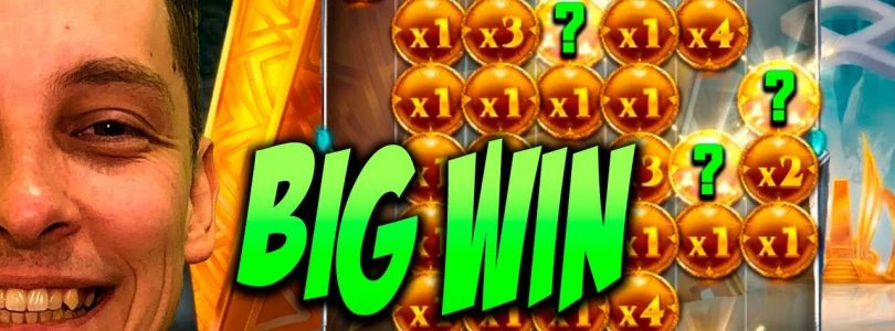 THOR'S LIGHTNING SLOT BIG WIN, HUGE MULTIPLIERS