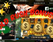 Big Bet!! Gold Rush Bonus!! Mega Big Win From Wild Falls!!