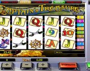 Big Win Captain Treasure slot game Online Live Casino