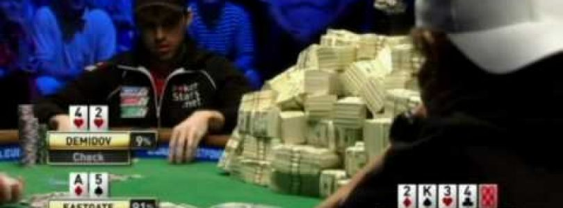 21-year-old Peter Eastgate wins $8.5 Million in Poker!