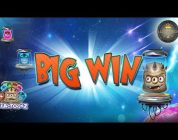 BIG WIN ON REACTOONZ (PLAY'N GO) — 3€ BET!