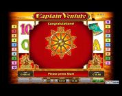 Captain Venture Mega Big Win | Novomatic | Casumo Casino