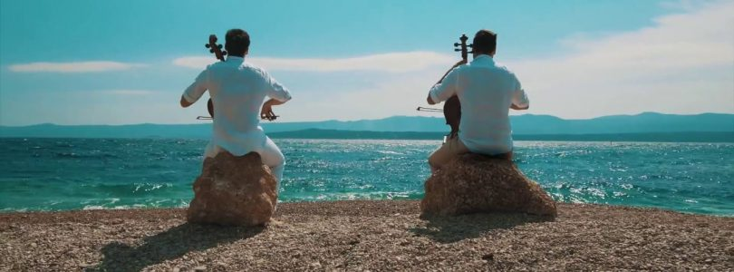 2CELLOS — Chariots of Fire [OFFICIAL VIDEO]