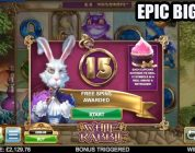 WHITE RABBIT BONUS CASINO SLOTS  EPIC ULTRA BIG WIN