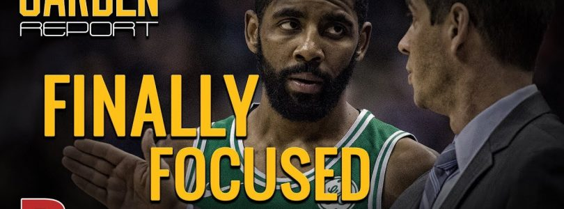 Kyrie Irving Finally At Peace as Celtics Come Together in Big Win Over Warriors   Garden Report