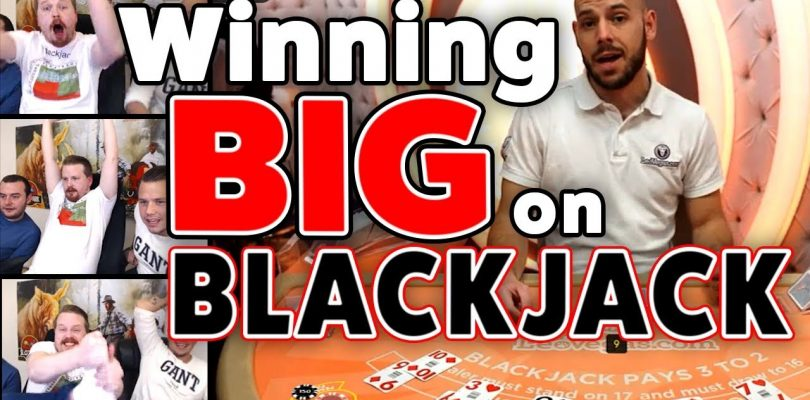 Winning BIG on Blackjack